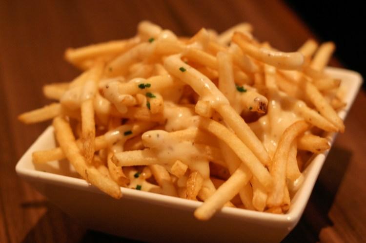 Umami Truffle Fries
