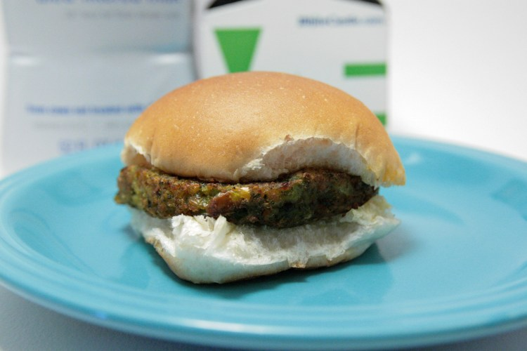 White Castle Veggie Burger