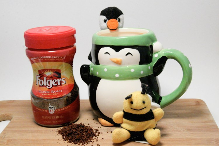 Coffee Enema Folgers