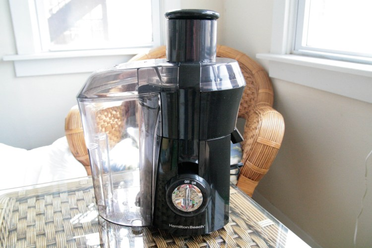 Hamilton Beach Juicer Unpacked