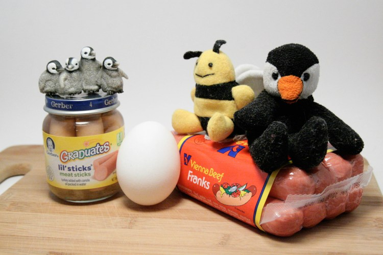 Rollie Eggmaster Ingredients