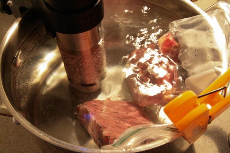 Steak Sous Vide