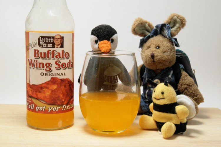 Buffalo Wing Soda