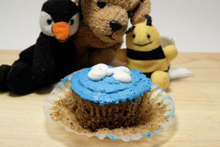 Dog Treats Cupcake