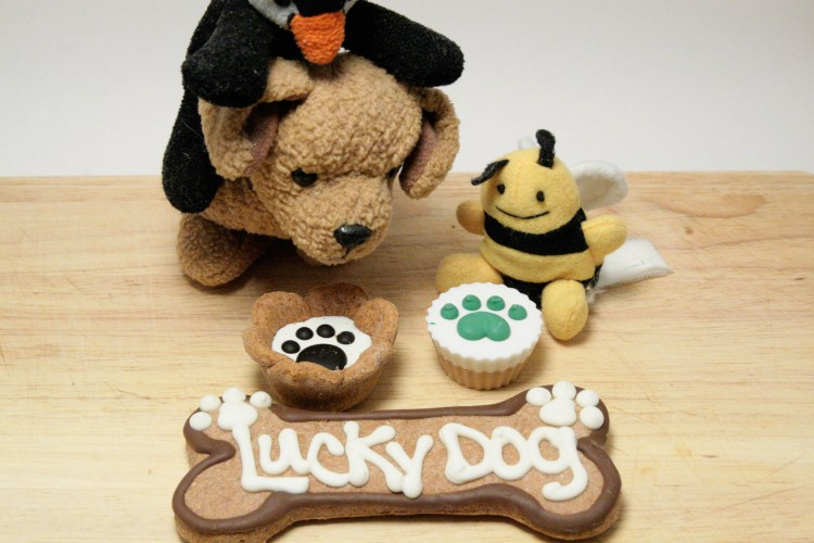 Dog Treats Pastries