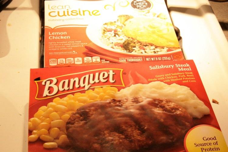 Wedding Banquet Frozen Dinner