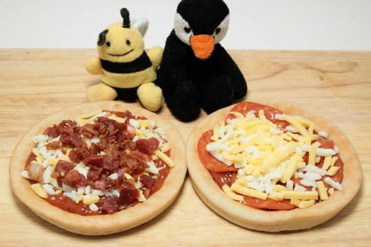 Lunchables Pizzas