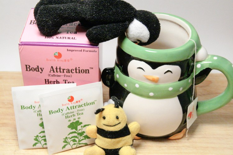 Herbal Teas Body Attraction