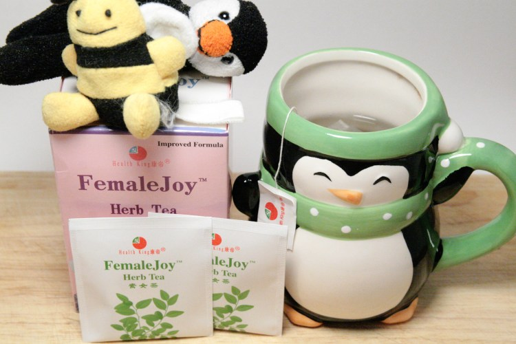 Herbal Teas Female Joy