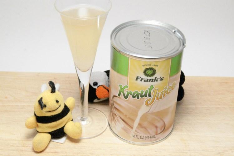 Flavor Trip Tabs Kraut Juice