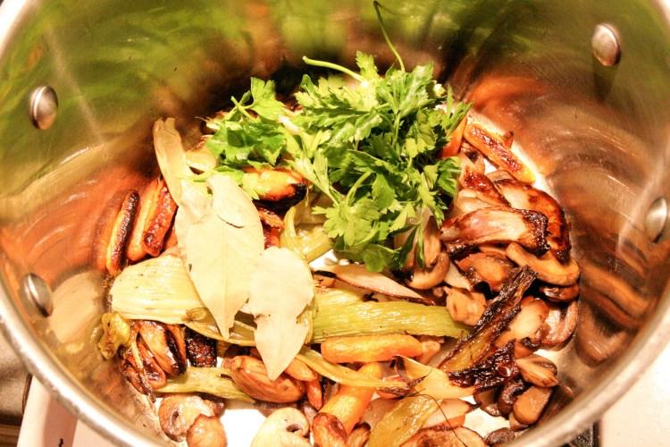 Boner Broth Pot Aromatics