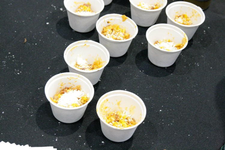 Baconfest Judge Elotes