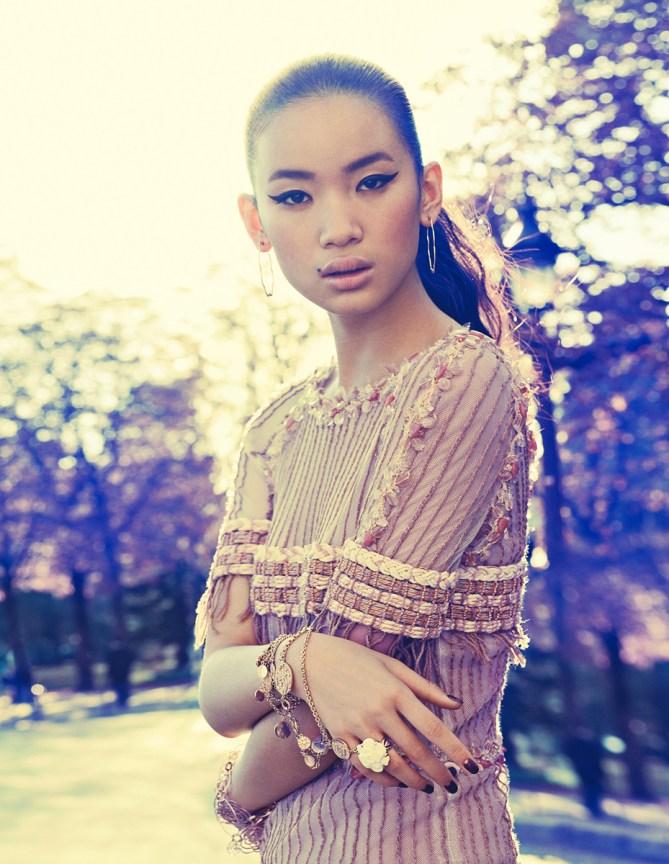 Kiki Kang Model