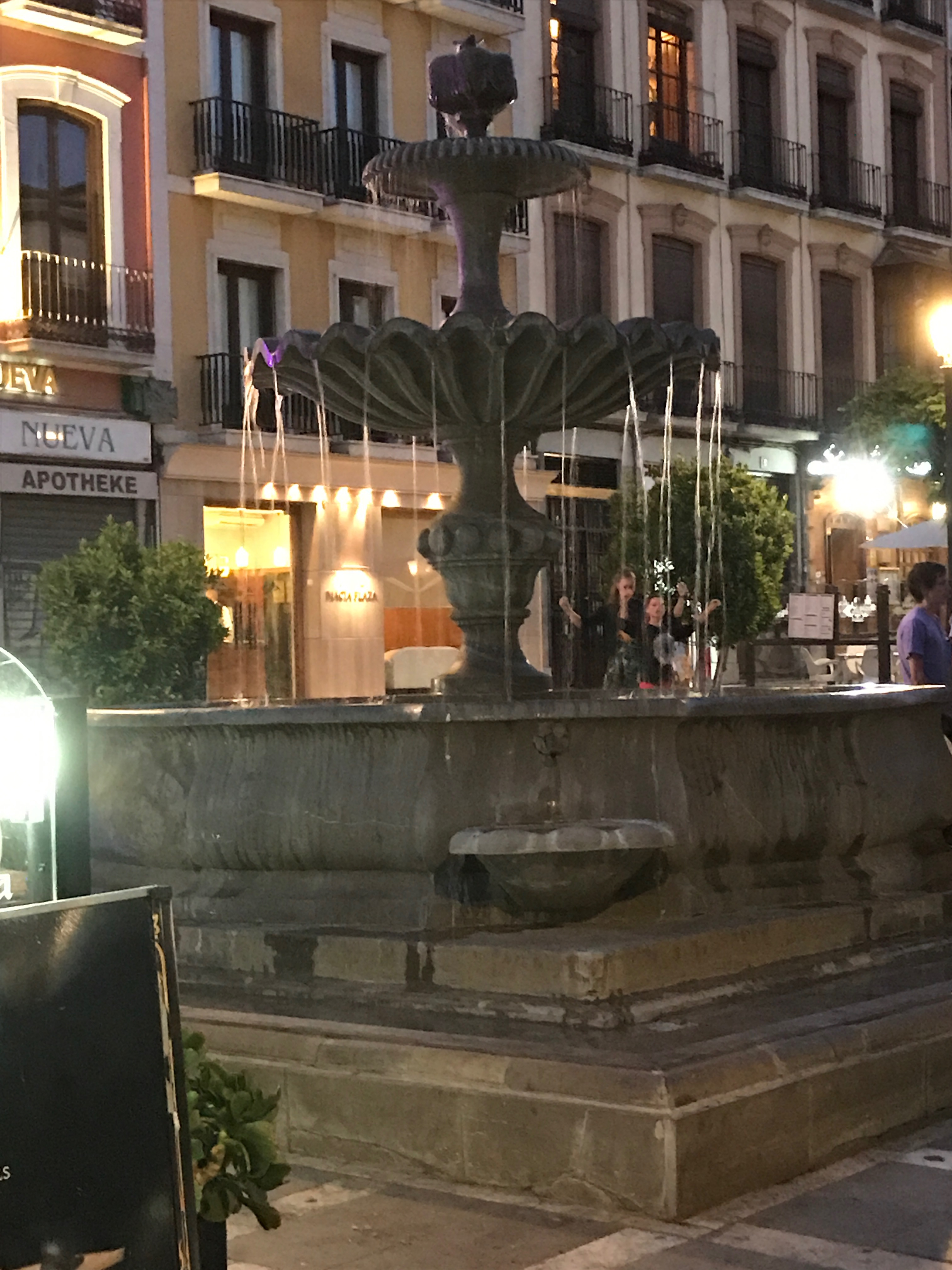 the fountains of andalusia the place master