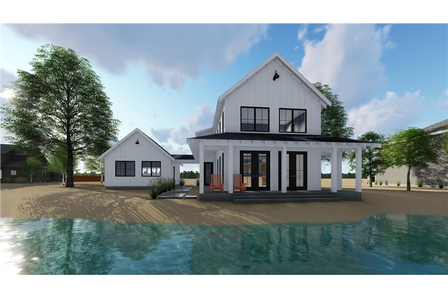 Farmhouse House Plan 100 1211 2 Bedrm 1757 Sq Ft Home ThePlanCollection
