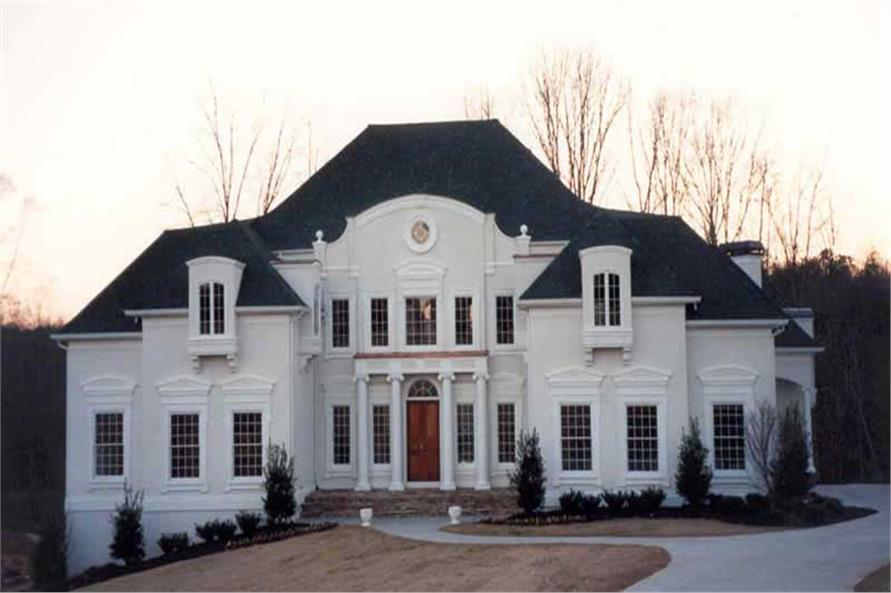 Colonial   European House Plan  106 1189  3 Bdrm  5258 Sq Ft Home Plan  106 1189      3 Bedroom  5258 Sq Ft Colonial Home Plan   106 1189   Main
