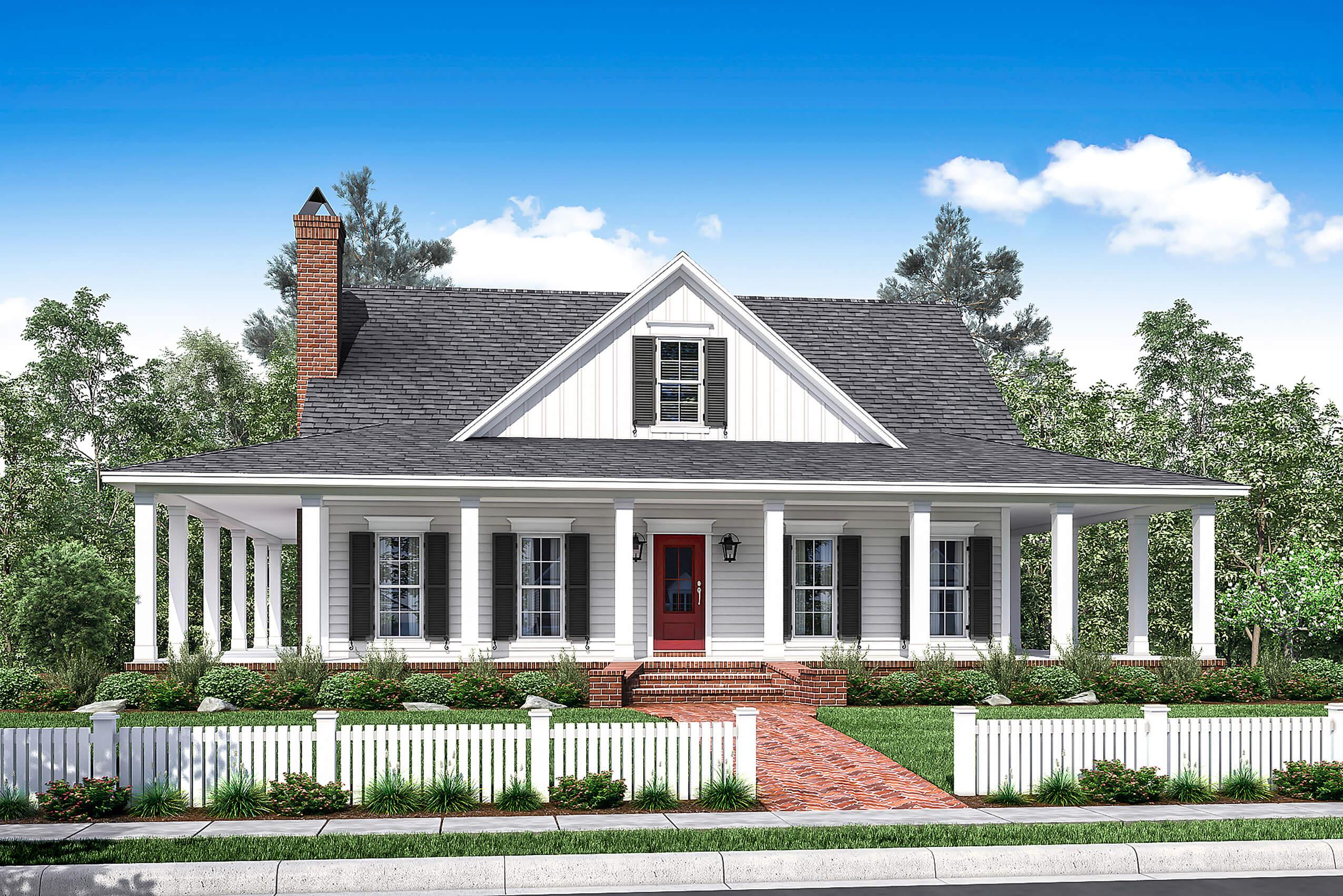 title | farmhouse plans wrap around porch