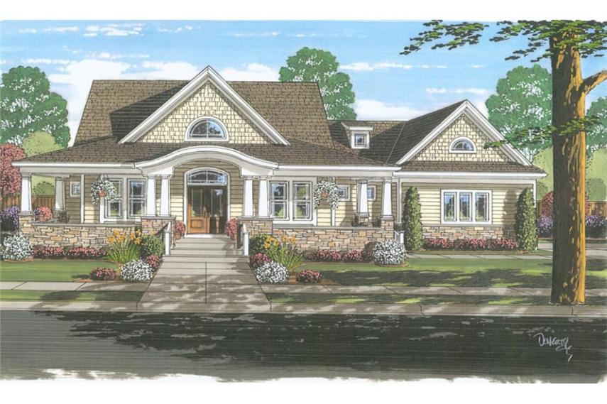 Cape Cod House Plan  169 1035  4 Bedrm  1776 Sq Ft Home      169 1035      4 Bedroom  2482 Sq Ft Cape Cod House Plan   169 1035