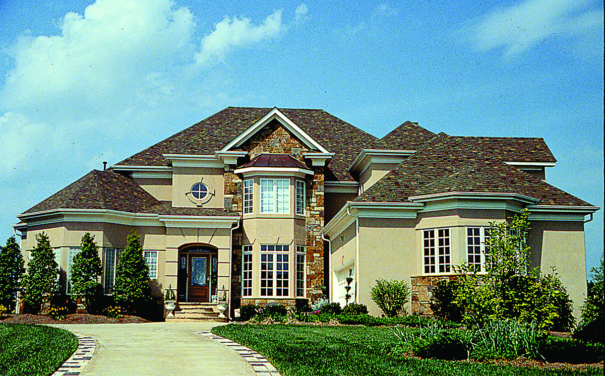 3757 Sq Ft Contemporary House Plan 180 1023 4 Bedrm Home