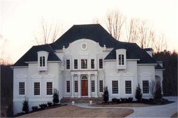 Luxury House Plans Amp Mansion Plans The Plan Collection