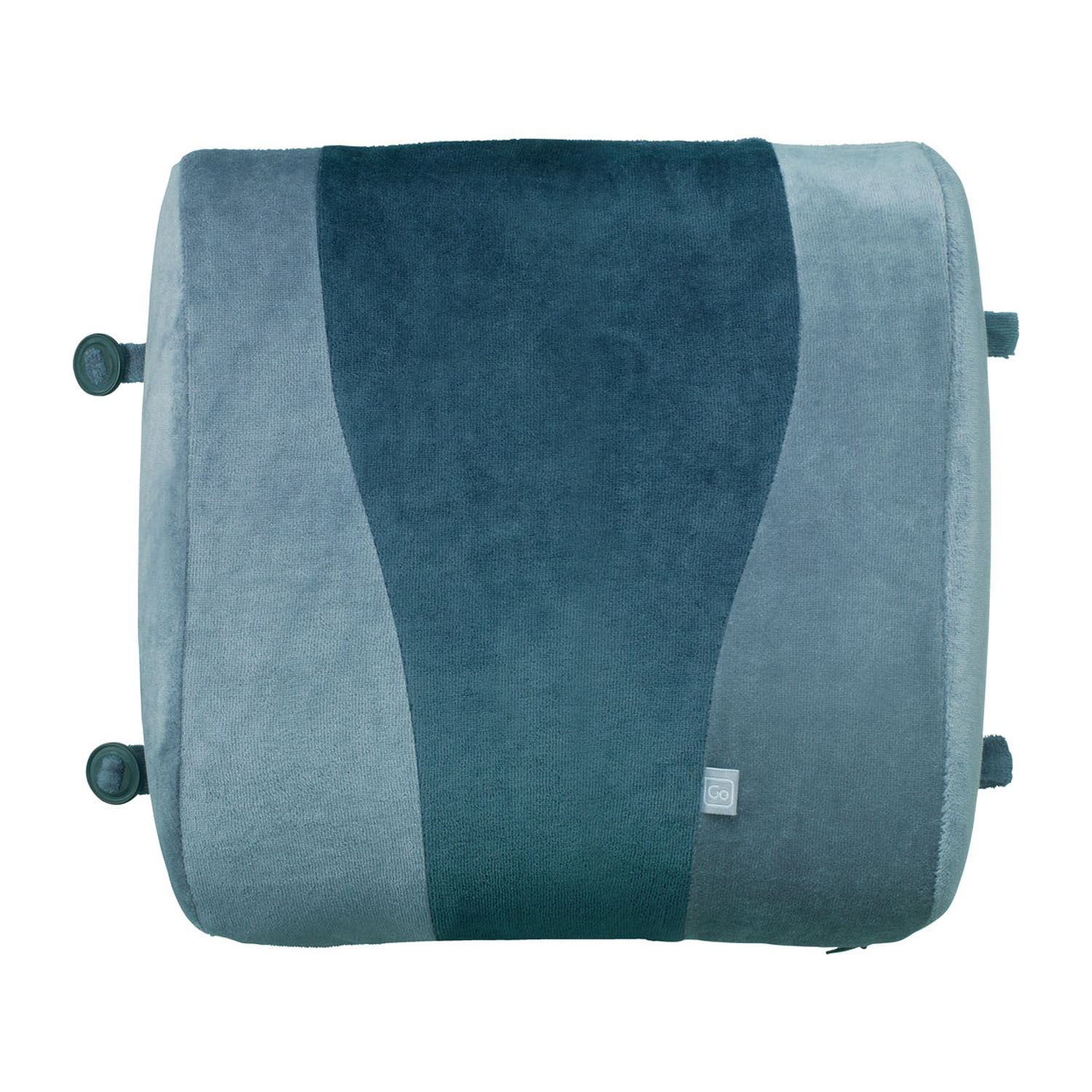 Buy Go Travel Memory Foam Lumbar Support (Dark Grey) in ...