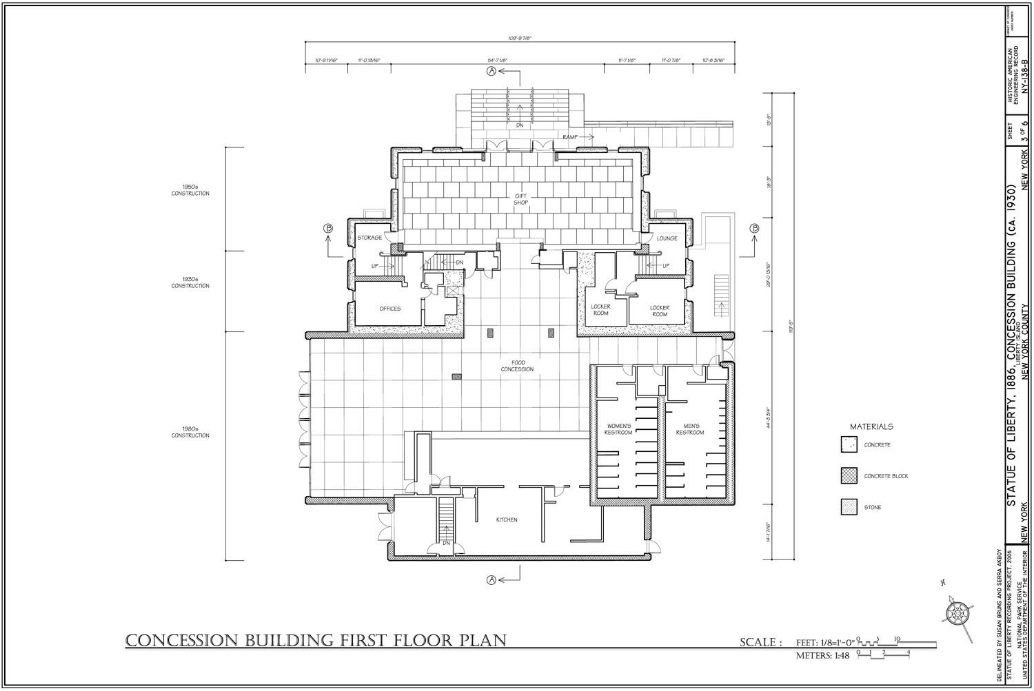Interior Architectural Detail Drawings Bar Counter Detail