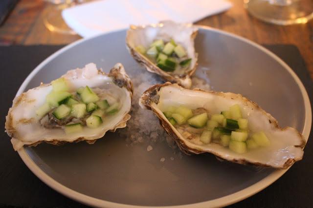 oysters la belle assiette