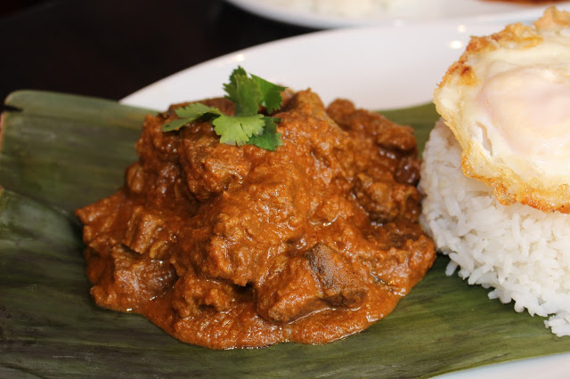 beef rendang happy lok crwys road cardiff