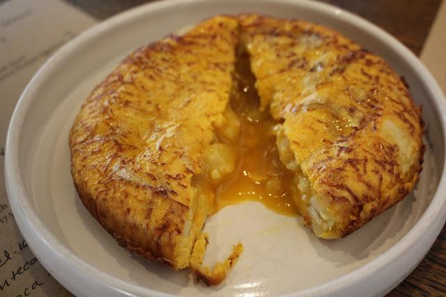 Paco Tapas tortilla de patatas