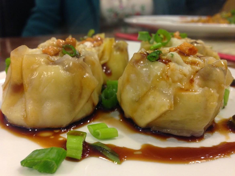 dumplings Chilli Basil City Road Cardiff
