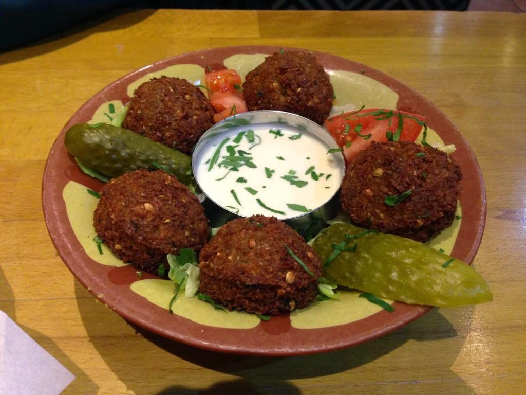 La Shish falafel