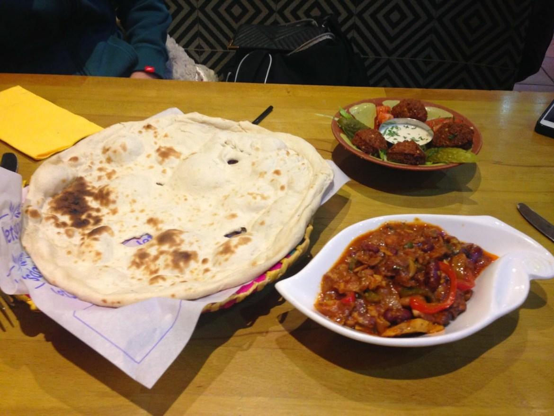 naan bread La Shish City Road