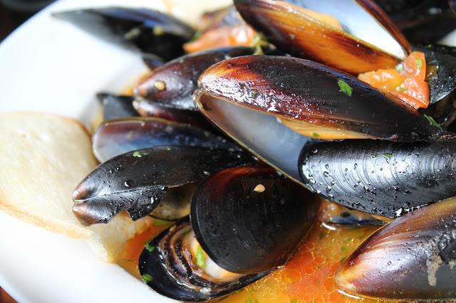 mussels i giardini city road