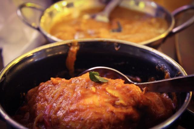 chicken curry keralan karavan cardiff