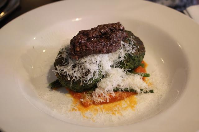spinach ricotta gnudi pasta loco bristol