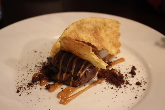chocolate dessert pasta loco cotham bristol