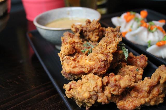 fried chicken sambal shiok london