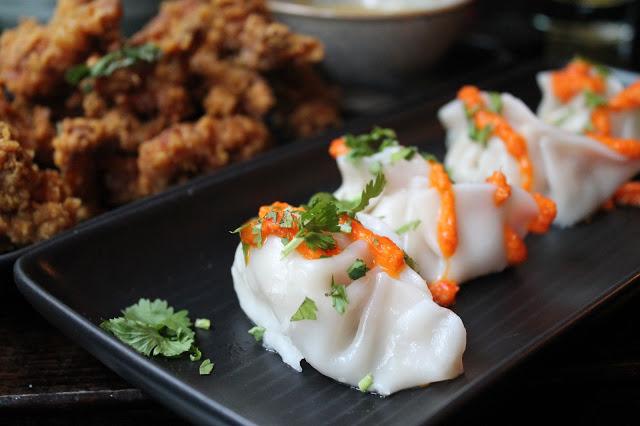 dumplings sambal shiok london