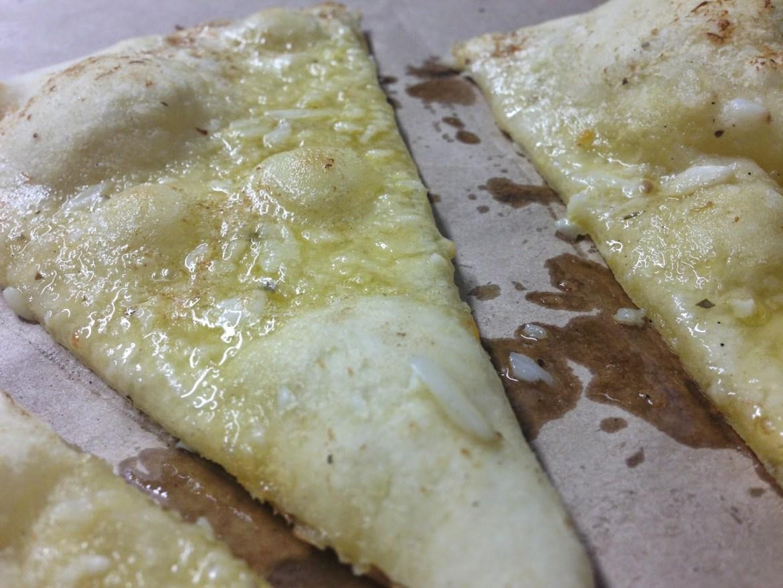 garlic bread pizza pronto penarth