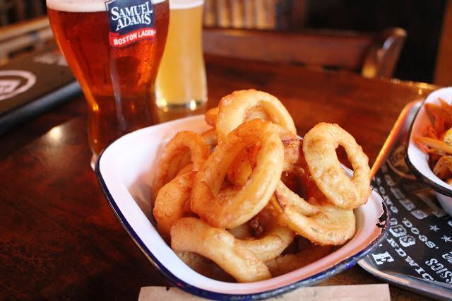 onion rings smoke haus cardiff