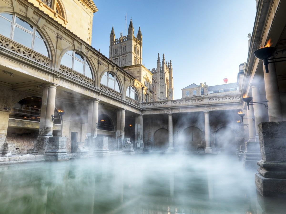 Bath a brief history