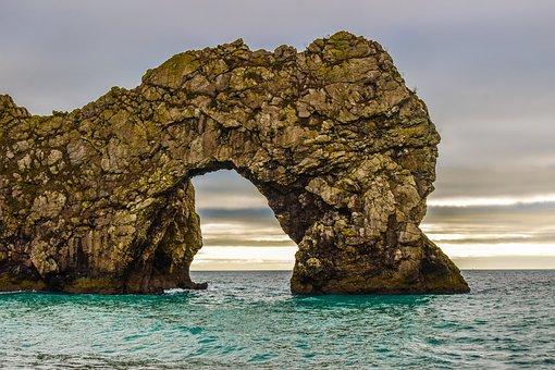 The cliff formation #Durdle door