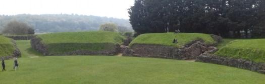 The Amphitheatre at Carleon