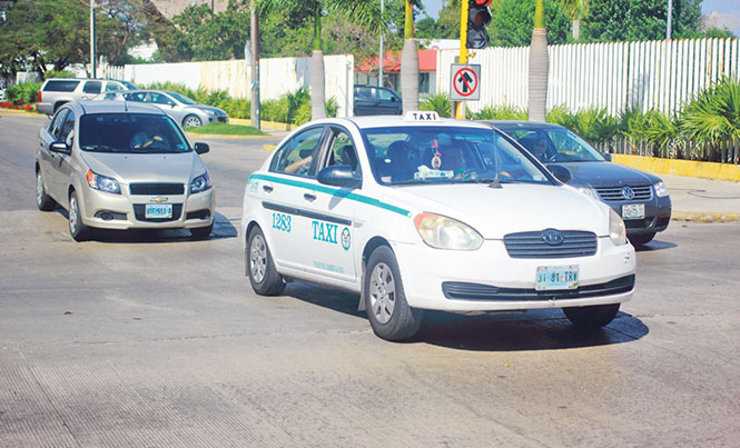 Everyone´s Favorite Subject: Taxis in Playa