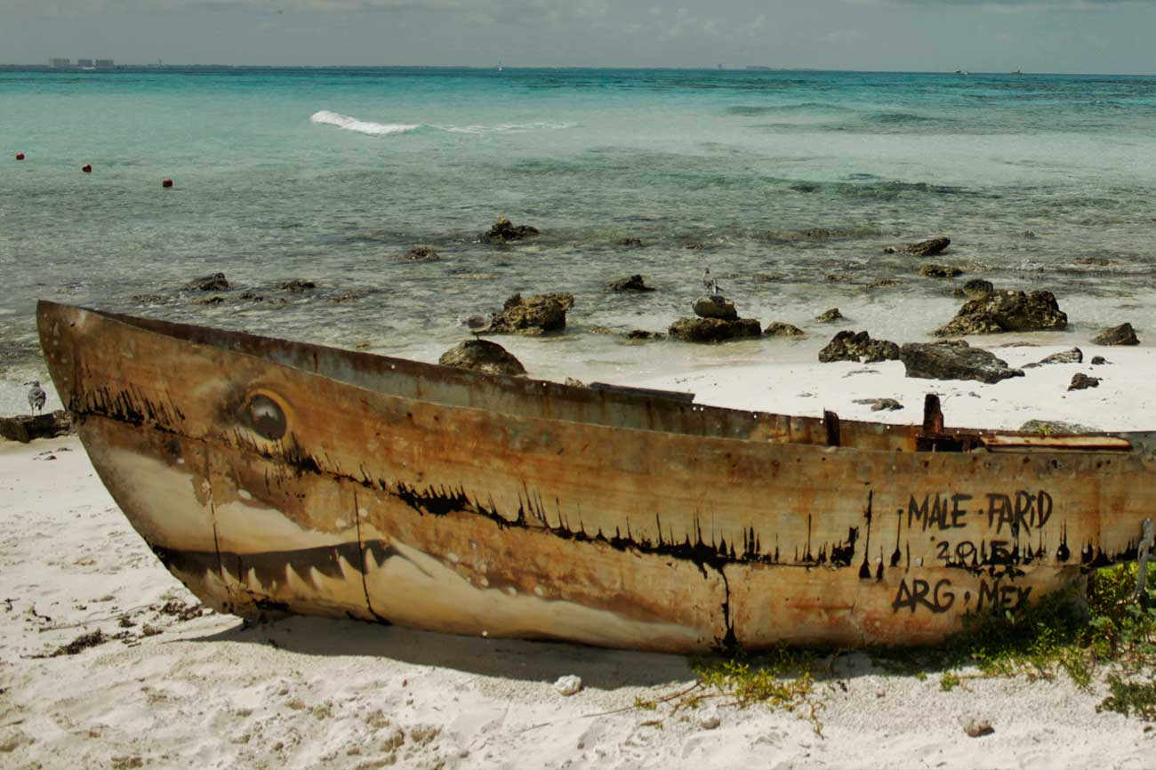 Protect What You Love: Artivism Meets Cancun