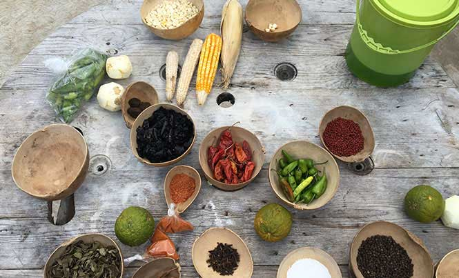 An Authentic Maya Gastronomic Experience