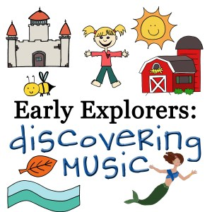 Early Explorers: Preschool Piano Classes