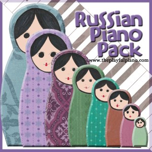 Russian Piano Pack