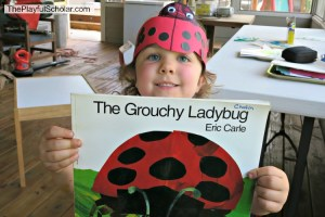 Ladybug Day – A Day with Mother Goose Time