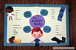 My Amazing Body (Sneak Peek) with Mother Goose Time